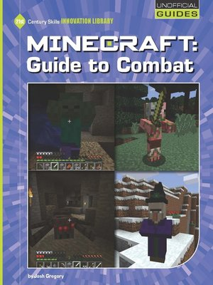 cover image of Minecraft - Guide to Combat